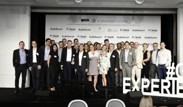 Plus de 220 invités à la 7<sup>ème</sup> édition du Gala de l'Expérience Client !
