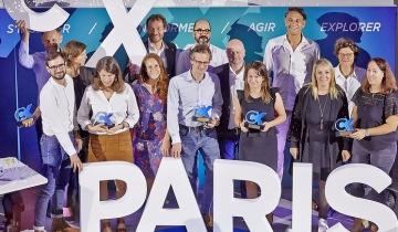 2<sup>ème</sup> édition du CX Paris : Keynotes, Business Cases, Workshops et la Personnalité Client de l'Année