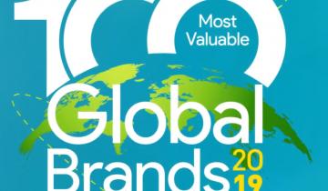 Global Brands 2019 : Amazon détrône Google pour la 1<sup>ère</sup>fois