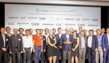 6ème édition du Gala de l'Expérience Client - une table ronde et un coup de cœur !