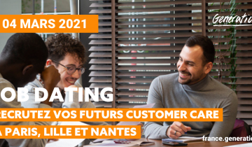 Generation France forme (gratuitement) les conseillers de demain