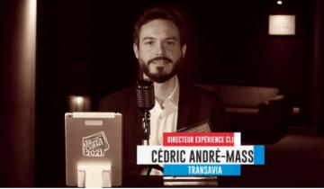 L'interview roulette Cédric ANDRÉ -MASSE – TRANSAVIA