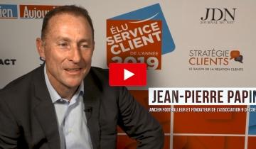 L'interview du mois : Jean-Pierre PAPIN, ancien Footballeur et Fondateur de l'Association Neuf de Cœur