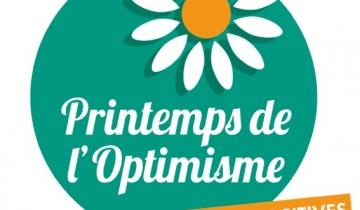 Printemps de l'Optimisme 2017 : une 4ème édition sous le signe de la réussite
