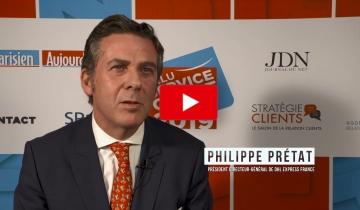 L'interview du mois : Philippe PRÉTAT, PDG de DHL Express France