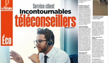 « Service Client : Incontournables téléconseillers » –Le Parisien Éco