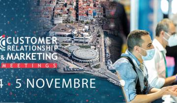 Save the date :<br /> les 4 et 5 novembre 2020 au Palais des Festivals et des Congrès de Cannes