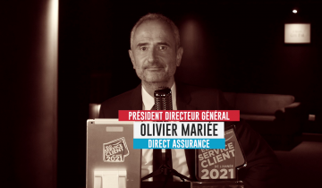L'interview roulette du mois Olivier MARIÉE - Direct Assurance