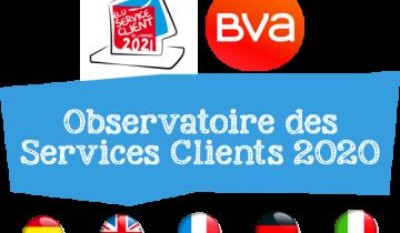 Lecteurs, contribuer et co-construisons ensemble l'Observatoire des Services Clients 2020 !