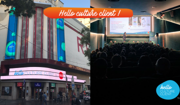 Première édition d'Hello Culture Client, BVA transforme l'essai