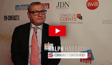 L'interview du mois : Ralph HABABOU - Auteur et conférencier - PB-RH CONSEIL