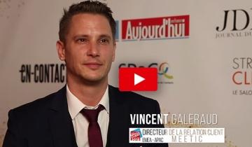 L'interview du mois: Vincent GALERAUD, Directeur de la Relation Client EMEA - APAC chez Meetic
