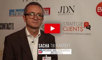 L'interview du mois: Sacha TIKHOMIROFF,PDGde Staples (JPG)