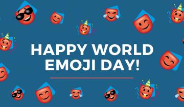 #WorldEmojiDay – Une image vaut mille mots ?